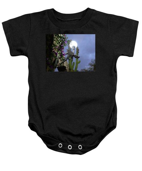 Winged Gargoyle In El Fuerte Baby Onesie