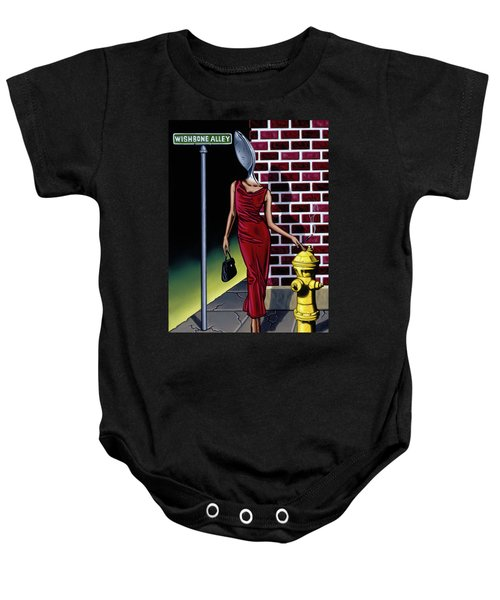 Wishbone Alley Baby Onesie