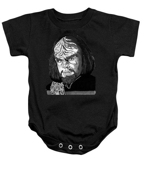 Worf Baby Onesie