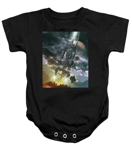 World Thief Baby Onesie