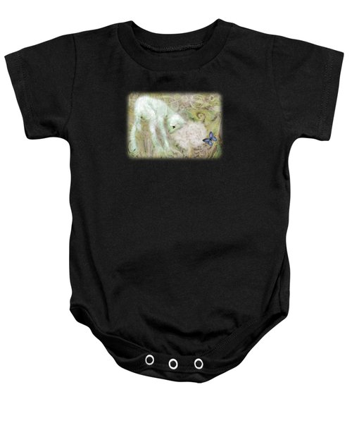 Worthy Is The Lamb Baby Onesie