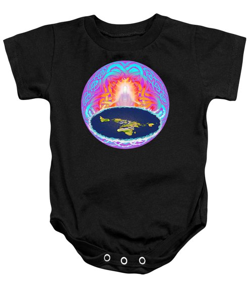 Yhwh Creation Baby Onesie