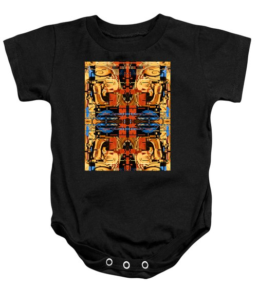 You Look For Me When You Tire Of Travel Glory And Things 2015 Baby Onesie
