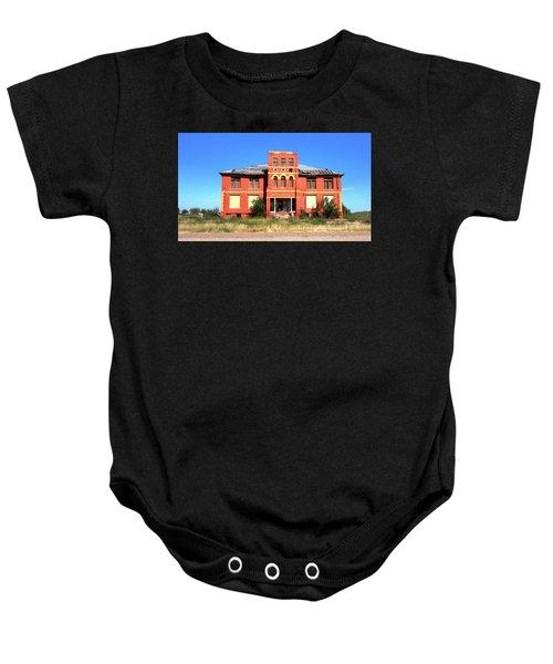 Yoyah School House Baby Onesie