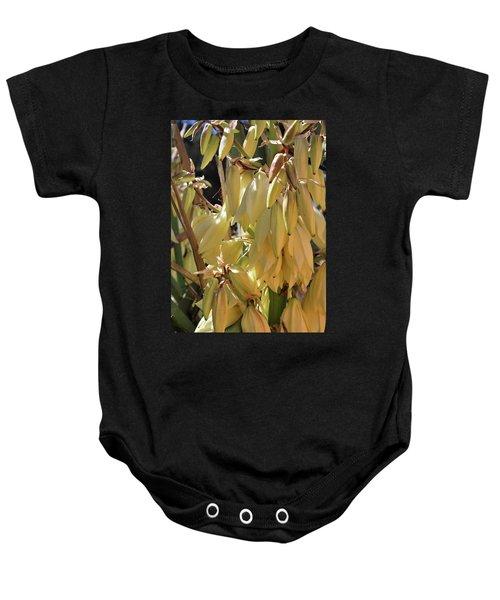 Yucca Bloom II Baby Onesie