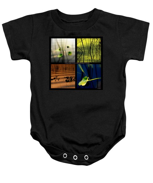 Zen For You Baby Onesie