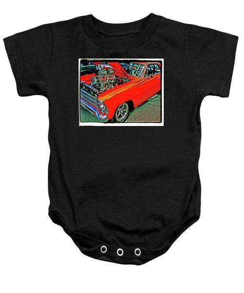 Classic Chevy Baby Onesie