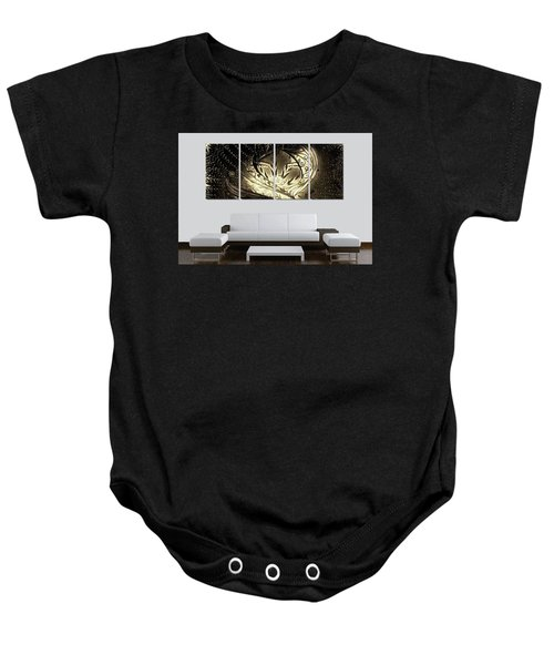 Lady Featured Baby Onesie