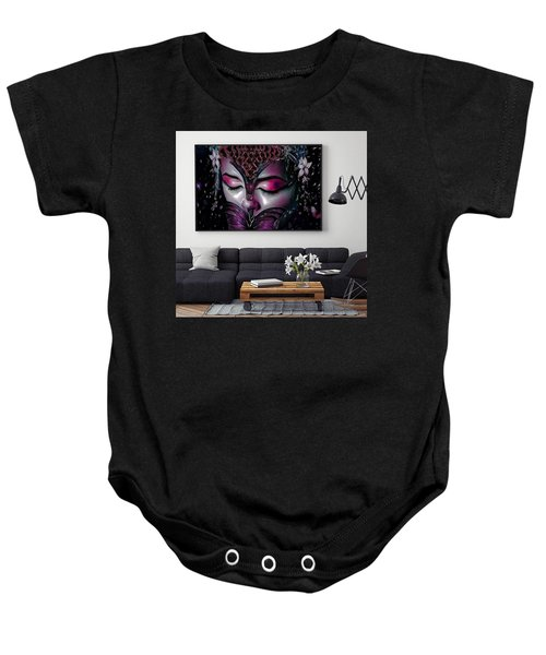 The Butterfly Baby Onesie