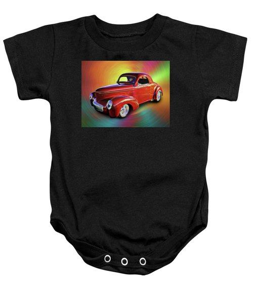 1941 Willis Coupe Baby Onesie