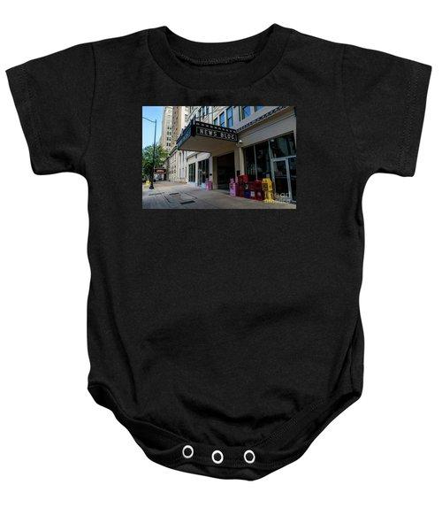 Broad Street Downtown Augusta Ga Baby Onesie