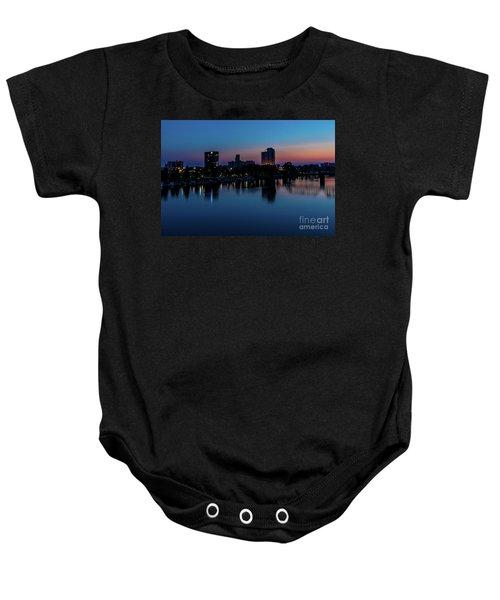 Augusta Ga - Savannah River Baby Onesie