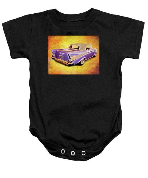 57 Droptop Baby Onesie