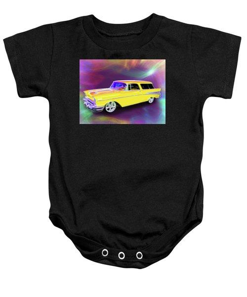 57 Nomad Baby Onesie