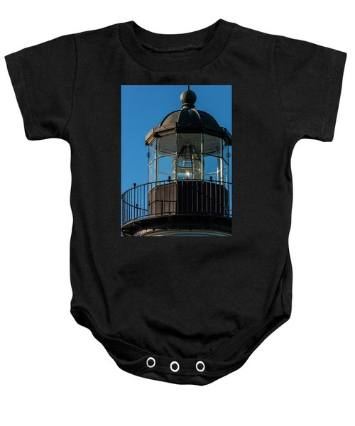 A Sailor's Beacon Baby Onesie
