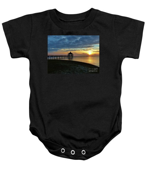 A Sense Of Place Baby Onesie