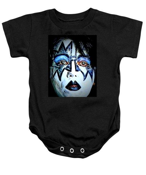 Ace Frehley Baby Onesie