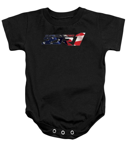All American Zr1 Baby Onesie