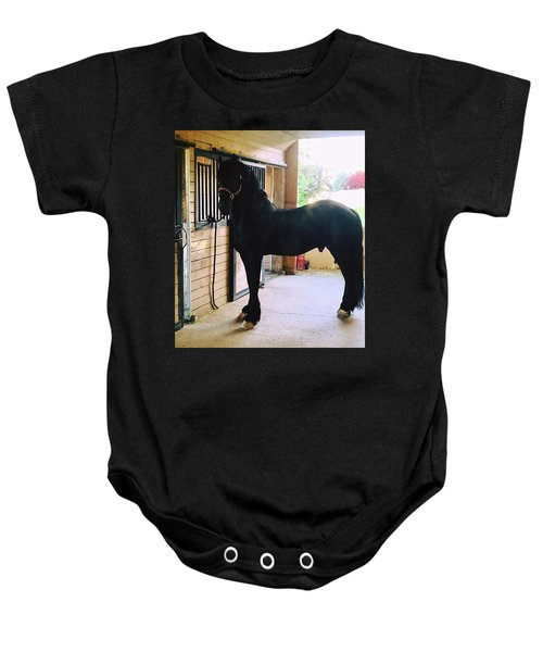 Apollo's Light Baby Onesie