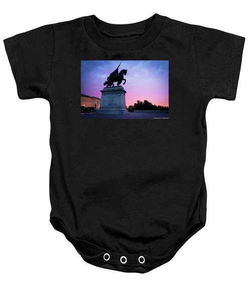 Apotheosis Of St. Louis, King Of France Baby Onesie