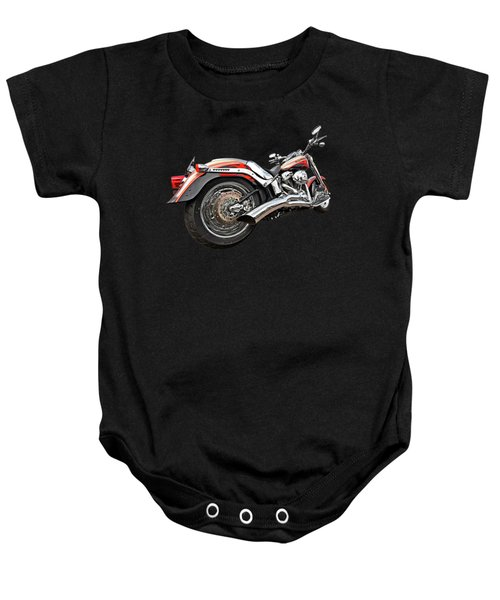 Lightning Fast - Screamin' Eagle Harley Baby Onesie