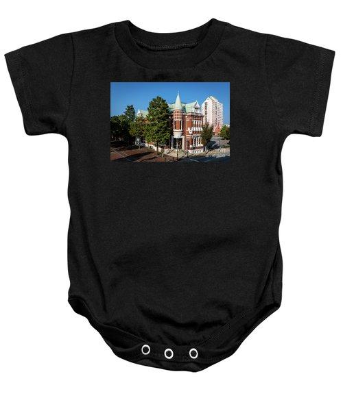 Augusta Cotton Exchange - Augusta Ga Baby Onesie