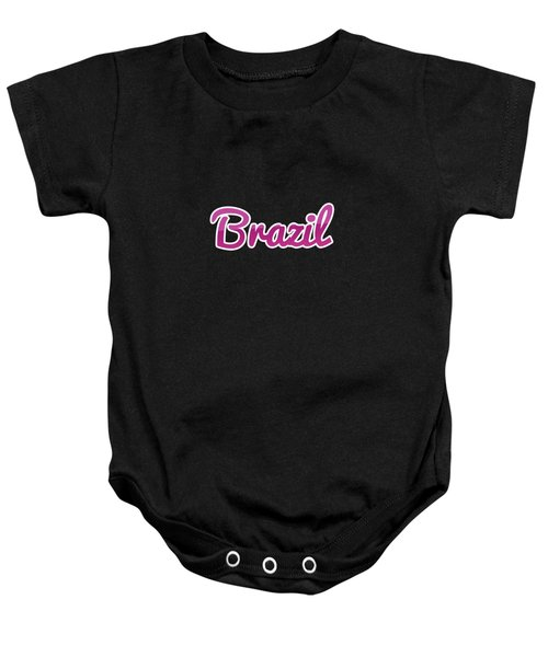 Brazil #brazil Baby Onesie