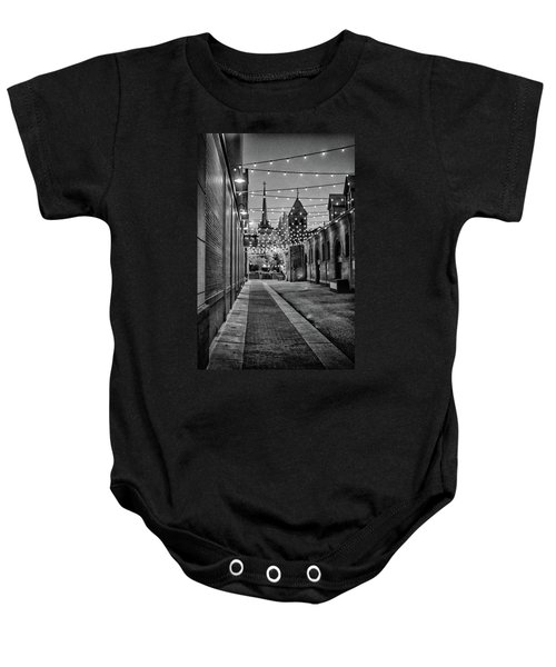 Bw City Lights Baby Onesie