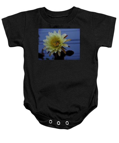 Cactus Flower Baby Onesie