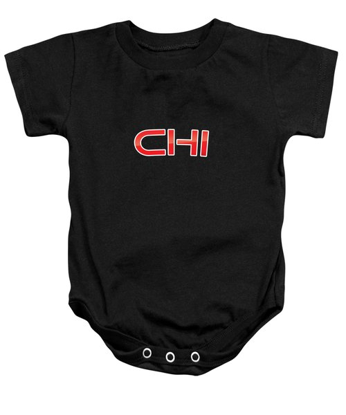 Chi Baby Onesie