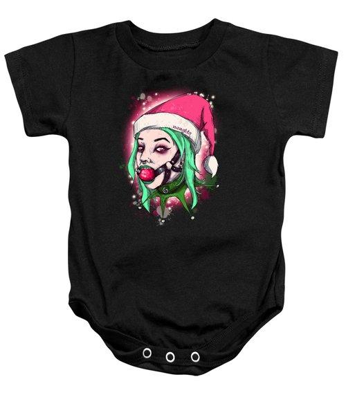 Christmas Sub Baby Onesie