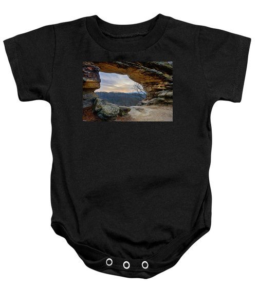 Chronicles Of The Gorge Baby Onesie