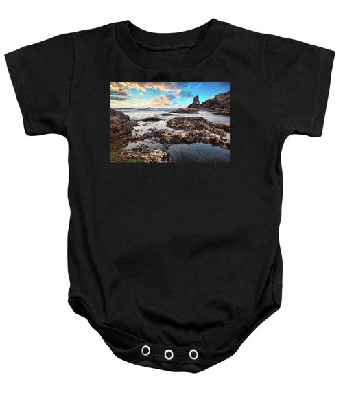 Coast At Sozopol, Bulgaria Baby Onesie