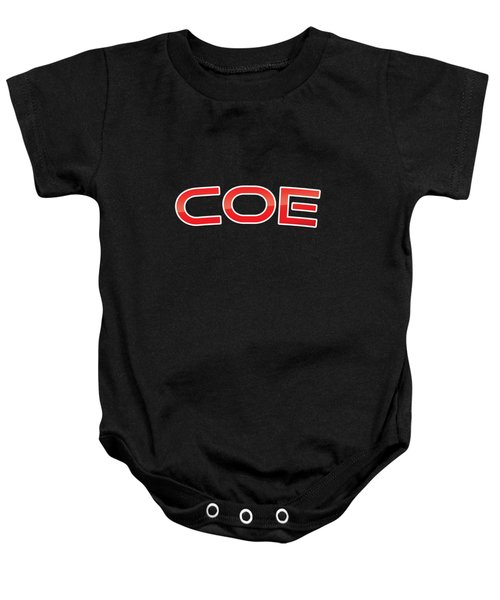 Coe Baby Onesie