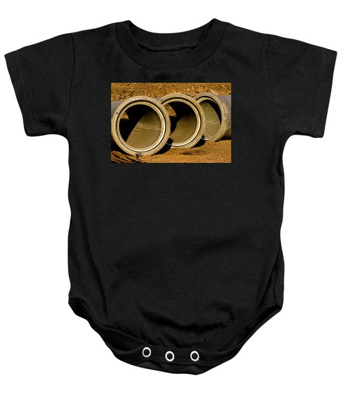 Concentric Baby Onesie
