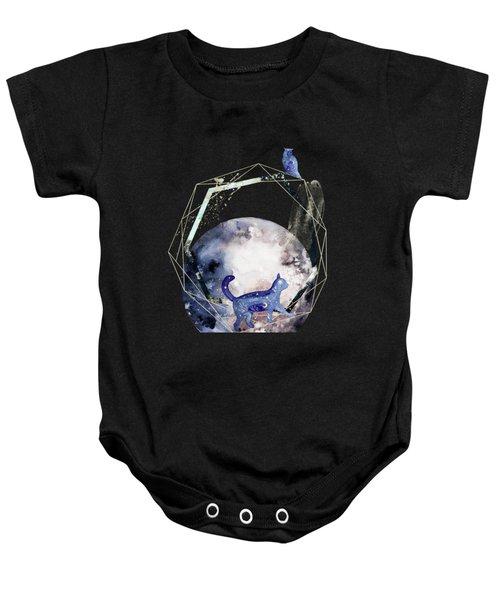 Cosmic Portal Baby Onesie