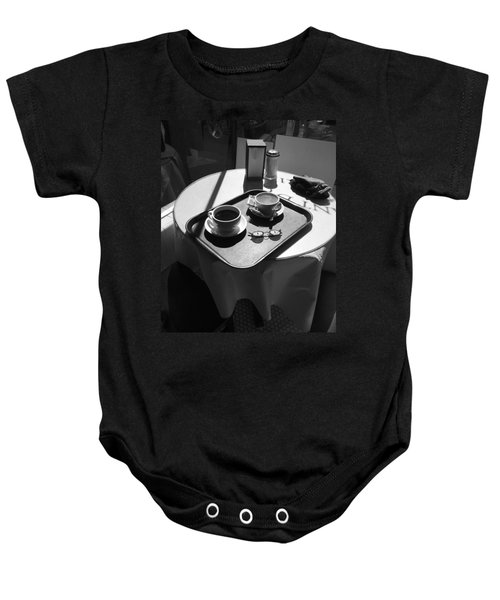 Crescent D'or New Orleans Baby Onesie