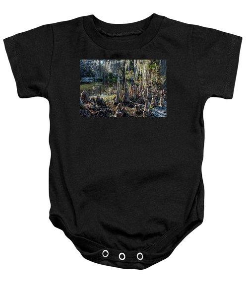 Cypress Pilgrimage Baby Onesie