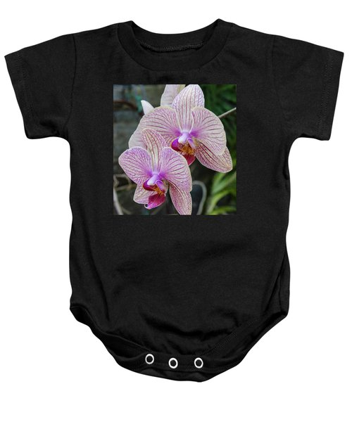 Double Delight Baby Onesie