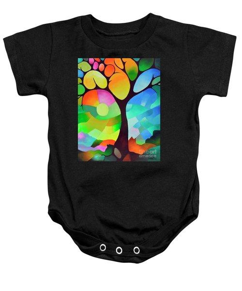 Dreaming Tree Baby Onesie