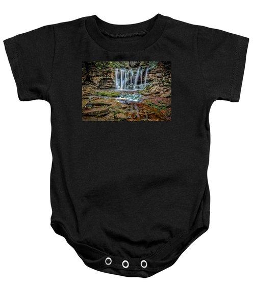 Elakala Falls 1020 Baby Onesie