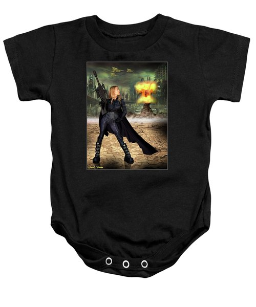 End Game Baby Onesie