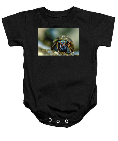 Eye To Eye Baby Onesie