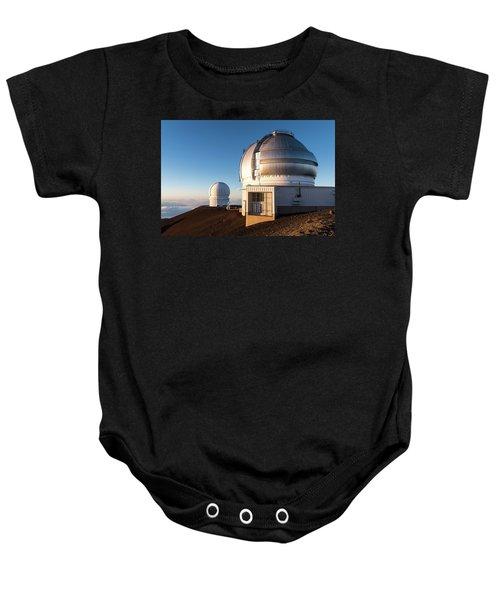 Gemini Observatory Baby Onesie
