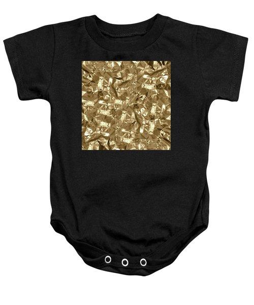 Gold Best Gift  Baby Onesie