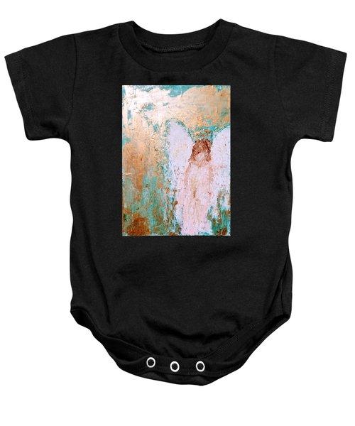 Guardian Angel Baby Onesie