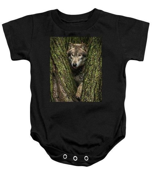 Hangin In The Tree Baby Onesie