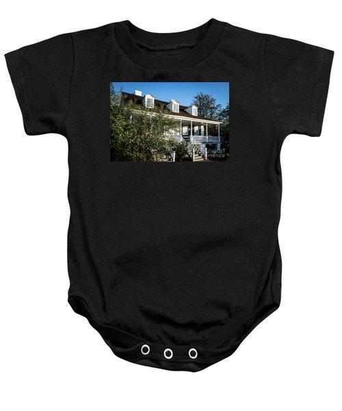 Historic Meadow Garden Augusta Ga Baby Onesie