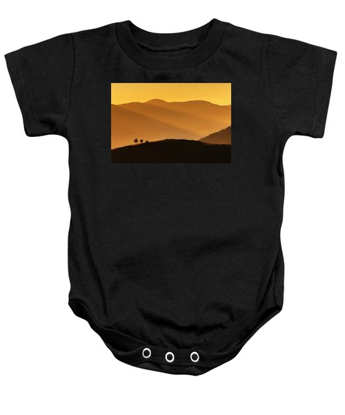 Holy Mountain Baby Onesie