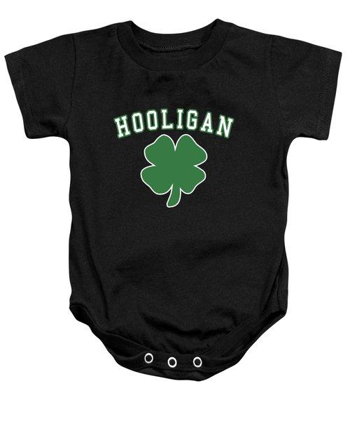 Hooligan Baby Onesie